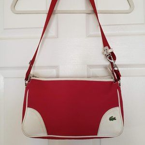 Lacoste shoulder bag/purse BAGUETTE